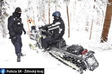 Słowacja: Polacy zatrzymani na skuterach w parku krajobrazowym