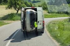 Słowacja. Zapakowali osobówkę do vana. Policja nie mogła w to uwierzyć