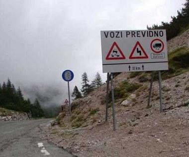 Słowenia, droga 206. Znasz?