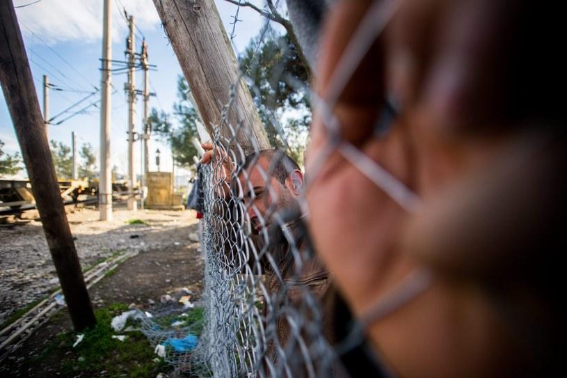 Słowenia i Chorwacja zamknęły granice dla imigrantów /PAP/EPA