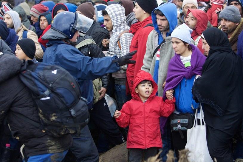 Słowenia nie radzi sobie z narastającym kryzysem migracyjnym /PAP/EPA