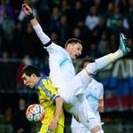 Słowenia - Ukraina 1-1 w barażu. Ukraińcy jadą na Euro 2016