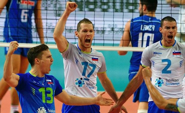 Słowenia w finale ME siatkarzy