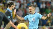 Słoweniec Skomina poprowadzi mecz Anglia - Polska