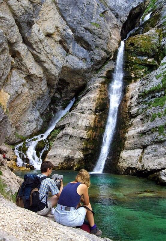 Słoweńska przyroda to gwarancja udanego wypoczynki, bez względu na to, w która stronę sie udamy /AFP