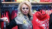 """""""Słowikowa"""" promuje książkę w... sklepie z ciuchami"""