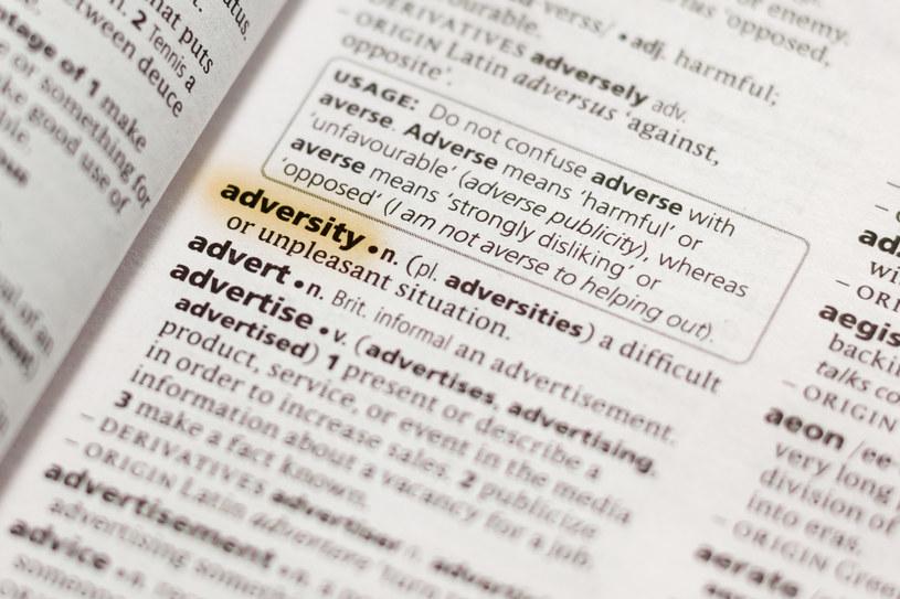 Słownik oksfordzki nie będzie cenzurował wulgarnych określeń kobiet /Sharaf Maksumov  /123RF/PICSEL