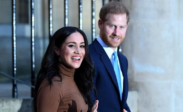 """Słowo """"royal"""" nie dla Harry'ego i Meghan. To cena za Megxit"""