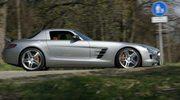 SLS wywrócił listę sportowych samochodów-marzeń