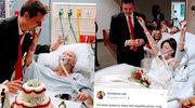 Ślub 18 godzin przed śmiercią. Te zdjęcia obiegły cały świat