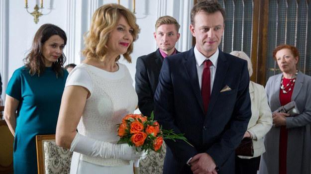 Ślub Basi i Smolnego /TVN