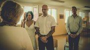 Ślub i seks za więziennymi kratami