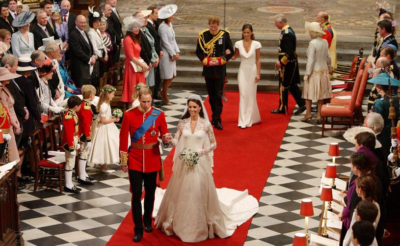 Ślub Kate i Williama /Contributor /Getty Images