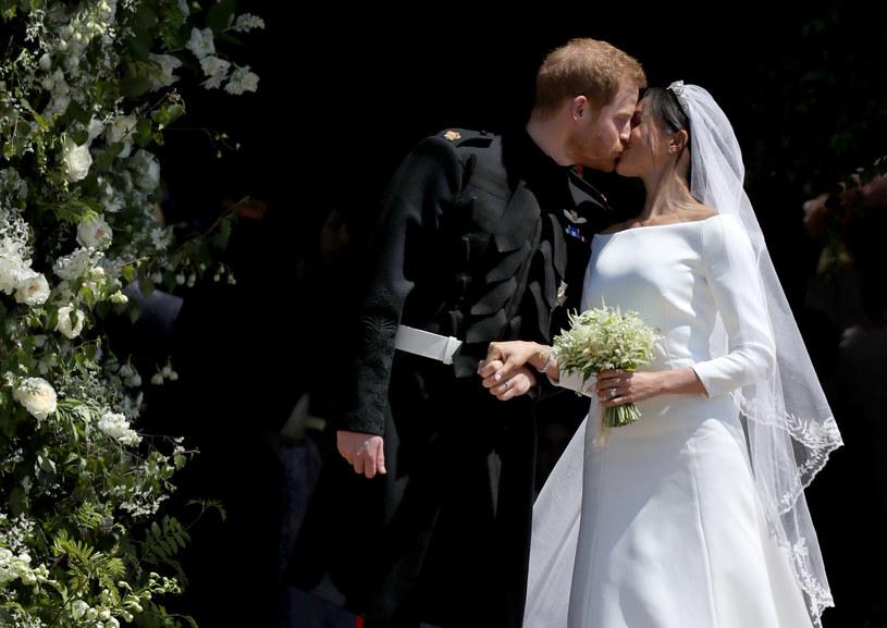 Ślub książęcej pary /WPA Pool / Pool /Getty Images