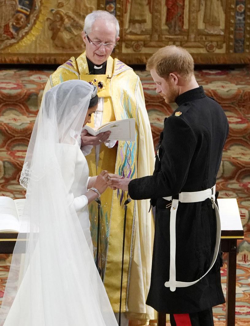 ślub książęcej pary /Getty Images /Getty Images