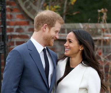 Ślub księcia Harry'ego i Meghan Markle odbędzie się w maju 2018