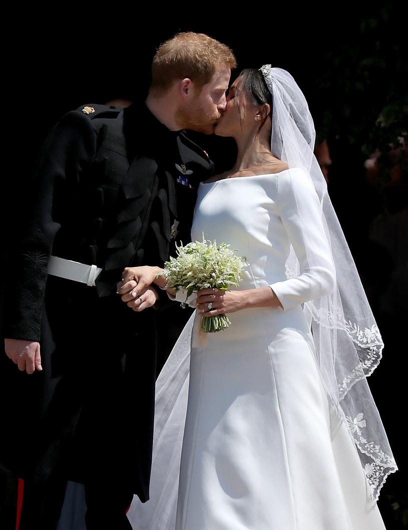Ślub księcia Harry'ego i Meghan Markle /WPA Pool /Getty Images