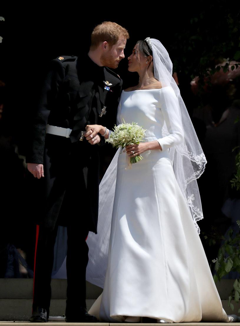 Ślub księcia Harry'ego i Meghan Markle /Jane Barlow/PA Images /Getty Images