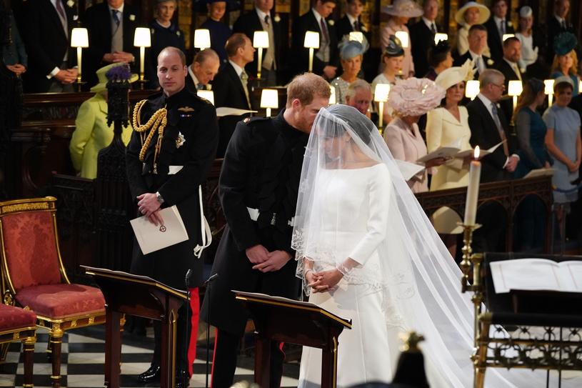 Ślub Meghan i Harry'ego /East News