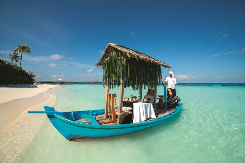 Ślub na Malediwach nie ma mocy prawnej - to tylko miła pamiątka na lata /INTERIA.PL/materiały prasowe