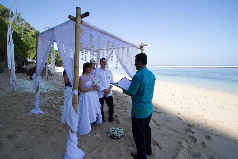 ślub Na Plaży Stylpl