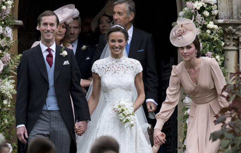 Ślub Pippy /Getty Images