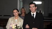 Ślub Przemysława Sadowskiego