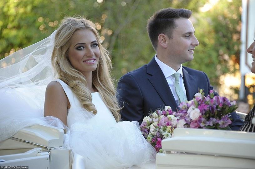 Ślub Rozalii Mancewicz /- /East News