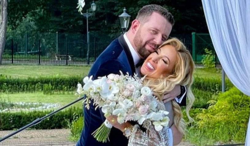 ślub Sylwii Peretti, fot. https://www.instagram.com/sylwia_peretti/ /Instagram