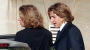 Ślub syna Nicolasa Sarkozy'ego