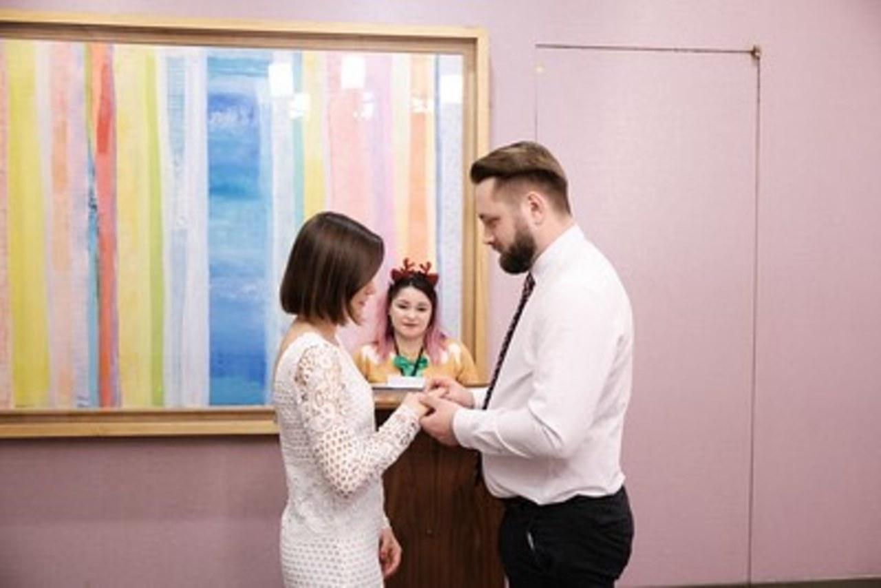 Ślub w Nowym Jorku, a w dodatku w święta