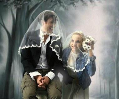 Ślubne zdjęcia Dorocińskiego i Kijowskiej