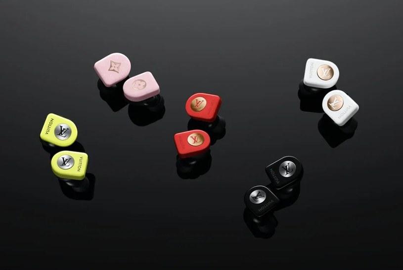 Słuchawki Louis Vuitton /materiały prasowe