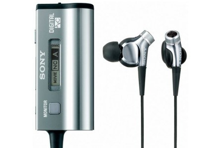 Słuchawki MDR-NC300D /materiały prasowe