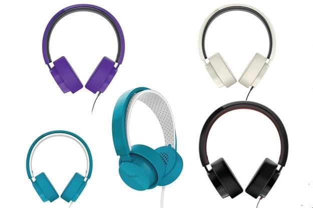 Słuchawki Philips /materiały promocyjne