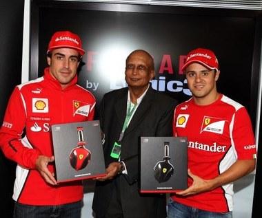 Słuchawki wykonane w hołdzie dla Ferrari