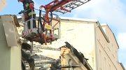 Słupsk: Kamienica nie nadaje się już do zamieszkania