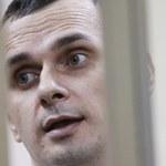 Służba więzienna: Oleg Sencow przerwał głodówkę