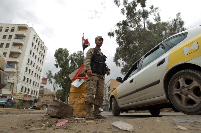 Służby bezpieczeństwa w stolicy Jemenu postawiono w stan pogotowia /AFP