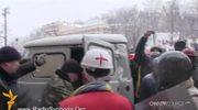Służby medyczne Euromajdanu: Pięciu zabitych