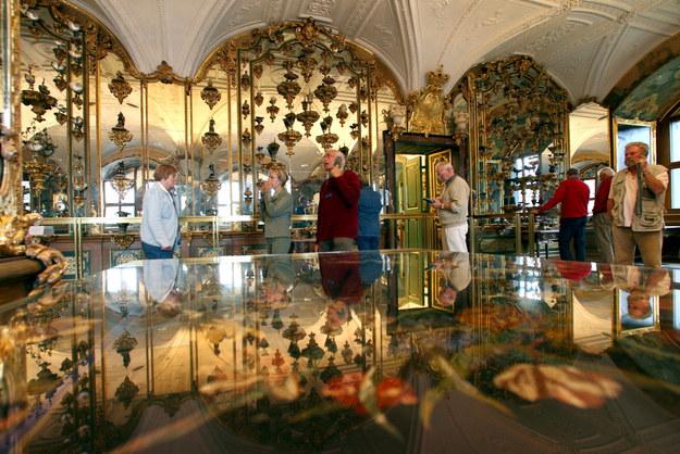 Służby podejrzewają, że rabusiom mógł pomagać pracownik muzeum /RALF HIRSCHBERGER    /PAP/EPA