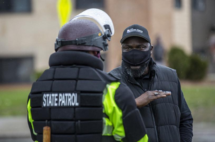 Służby policyjne; zdj. ilustracyjne /AFP