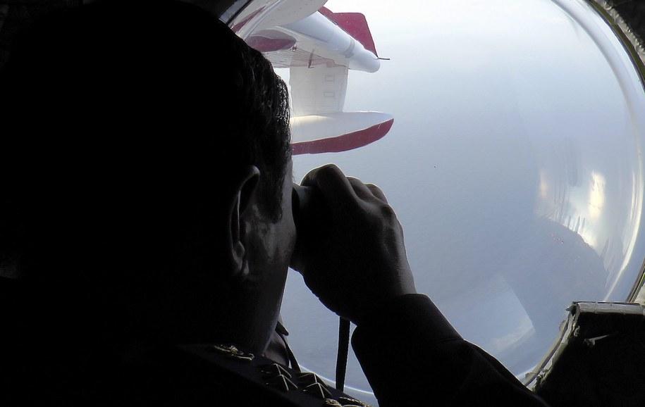 Służby ratunkowe wciąż poszukuja wraku //MALAYSIAN MARITIME AGENCY / HANDOUT /PAP/EPA