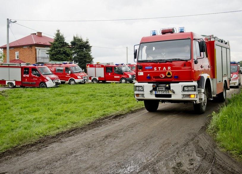 Służby są w pełnej gotowości /Piotr Tracz /Reporter