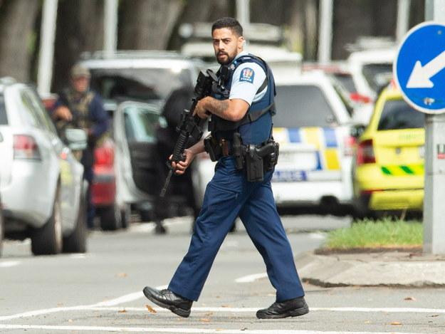 Służby specjalne badają polskie wątki zamachu w Nowej Zelandii