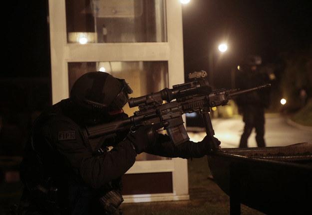 Służby wywiadowcze USA ostrzegają przed falą zamachów w Europie /AFP