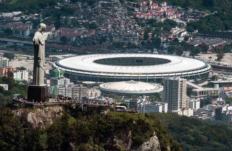Słynna Maracana - to tu odbędzie się finał mundialu w Brazylii /AFP