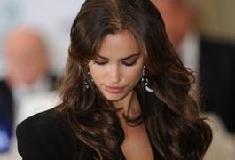 Słynna rosyjska modelka Irina Szajch jest partnerką gwiazdora Realu Madryt Cristiana Ronalda