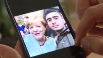 Słynne zdjęcie Angeli Merkel z uchodźcą. Myślał, że to znana aktorka