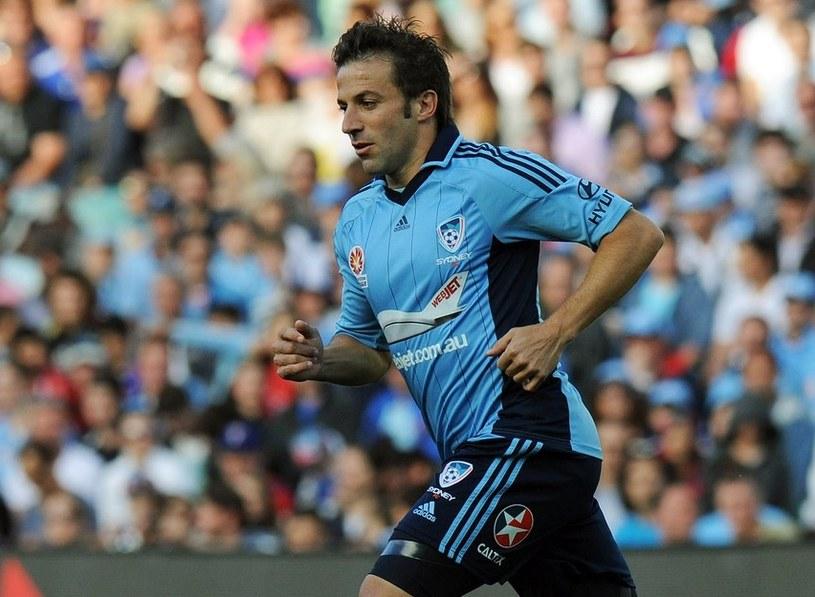 Słynny Alessandro Del Piero wciąż zdobywa kapitalne bramki /AFP
